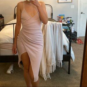 Flattering Asymmetrical dress